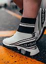 Жіночі кросівки Dolce & Gabbana Sorrento, фото 6