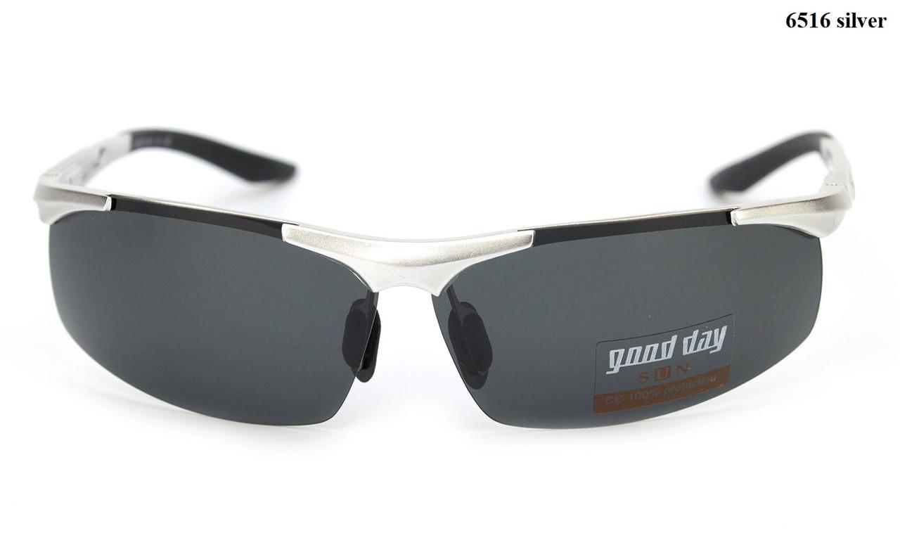 Чоловічі сонцезахисні окуляри з алюмінію GoodDay НОВЕ