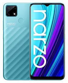 Realme Narzo 30A 4/64 Blue Global Гарантия 1 год