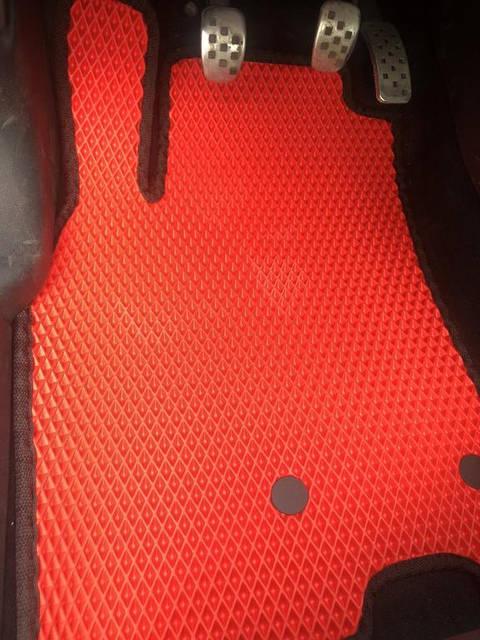 Наши коврики ЕВА в салонеRenault Megane 3 КАБРИОЛЕТ '08-15  -1