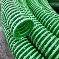 Шланг всасывающий 40 мм на опрыскиватель зеленый UNITECH