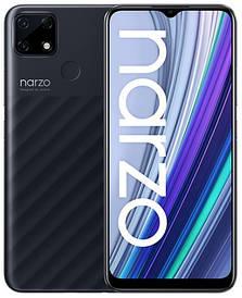Realme Narzo 30A 4/64 Black Global Гарантия 1 год