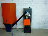 Факельная пеллетная горелка LIBERATOR RCE-50 для помещений до 1000 м.кв.