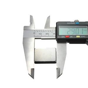 Магнит неодимовый сильный 30x20x10мм N35