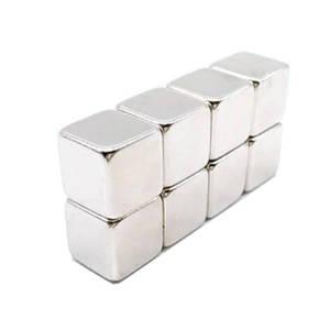 Магниты неодимовые сильные 5x5x5мм N35 10шт
