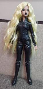 БЖД лялька 1/4, Minifee Eclair bjd автора, Еклер 41 см, колекційна шарнірна лялька, модель FL, повний комплект білі