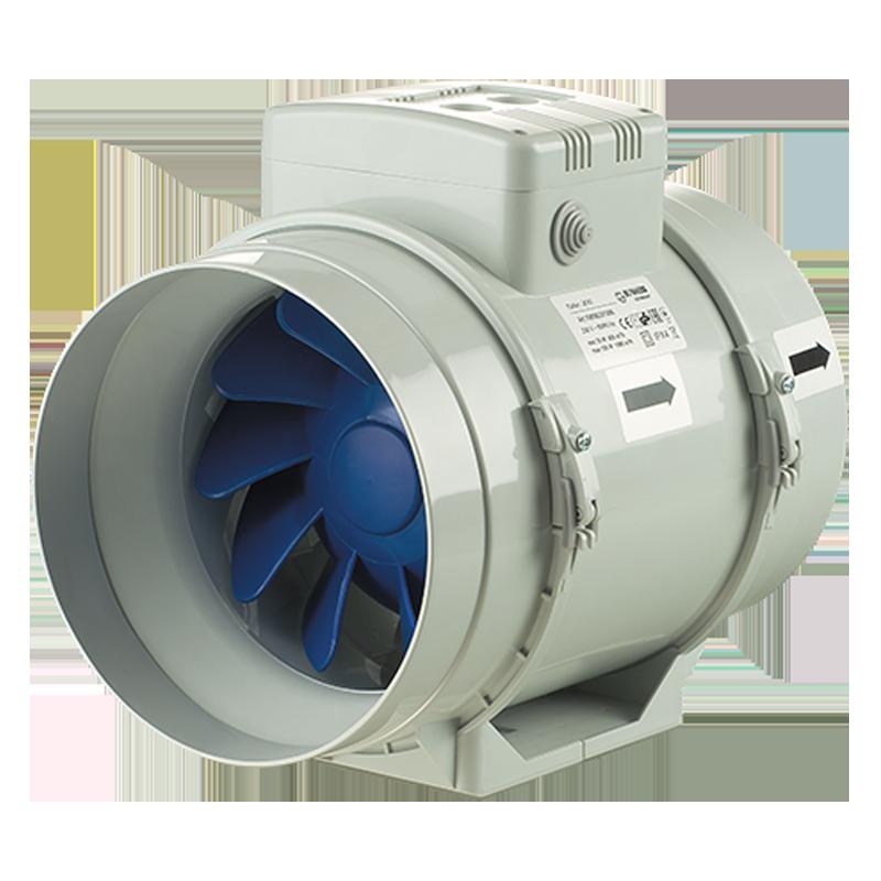 Канальный вентилятор BLAUBERG Turbo 200(0/9927)