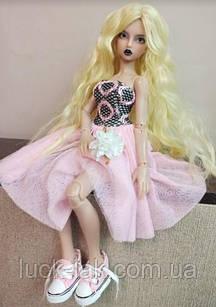 БЖД лялька 1/4, Minifee Eclair bjd автора, Еклер 41 см, колекційна шарнірна лялька, модель FL, повний комплект