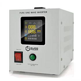 Источник бесперебойного питания Europower PSW-EPW500TW12 300 Вт 5/10А с правильной синусоидой для ПК