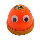 Хендгам (жвачка для рук handgum) - Яркий (неон) оранжевый 80 г., фото 2
