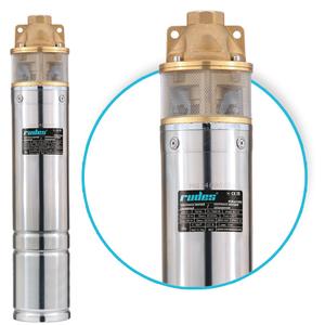 Скважинные электронасосы rudes 4SKm100 (кабель 10м+ пульт захисту)
