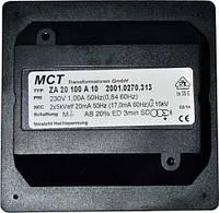 Високовольтний трансформатор MCT ZA 20 100 A