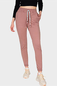 Спортивные штаны женские мокко AAA 131585P