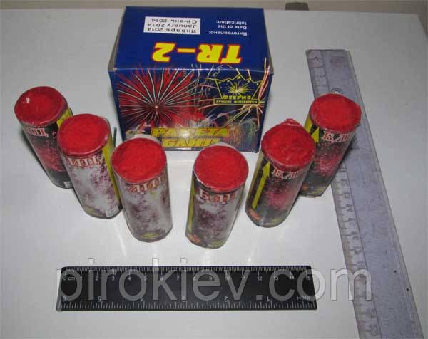 Ракета Блиц TR-2 - фейерверк, фото 1