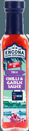 Соус тайский чили с чесноком Encona, 142мл, фото 2