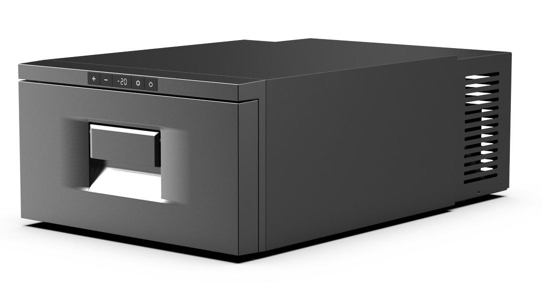 Компресорний автохолодильник Alpicool D30 (20 літрів). Охолодження до -20℃, живлення 12, 24, 220 вольт