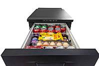 Компресорний автохолодильник Alpicool D30 (20 літрів). Охолодження до -20℃, живлення 12, 24, 220 вольт, фото 3