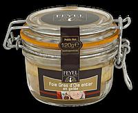 Фуа-гра гусиная Feyel, 120г