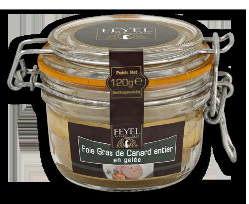 Фуа-гра утиная Feyel, 180г, фото 2