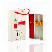 Женский мини парфюм Armand Basi In Red с феромонами (Арманд Баси Ин Ред), 3*15 мл