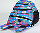 Удобный школьный рюкзак для девочки Dolly (Долли) 583 синий, фото 4