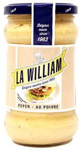 Соус французкий с перцем La William, 300мл