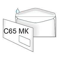 Конверт С65 окно МК (автомат) (1000 шт. в уп.)