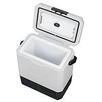 Компресорний автохолодильник Alpicool EP8 (8 літрів). До -20℃, живлення 12, 24, 220 вольт, вбудована батарея, фото 5