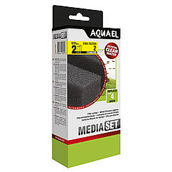 Губка Aquael «Media Set Standard» 2 шт. (для внутреннего фильтра Aquael FAN-2 Plus)