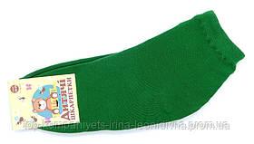 Носки детские ТОП-ТАП 18-20р 29-31 зеленый (Д-102)