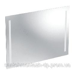 OPTION BASIC зеркало 90*65см, с 2х сторонней подсветкой