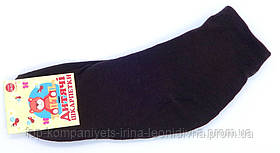 Шкарпетки дитячі ТОП-ТАП 20-22р 32-34 коричневий (Д-102)