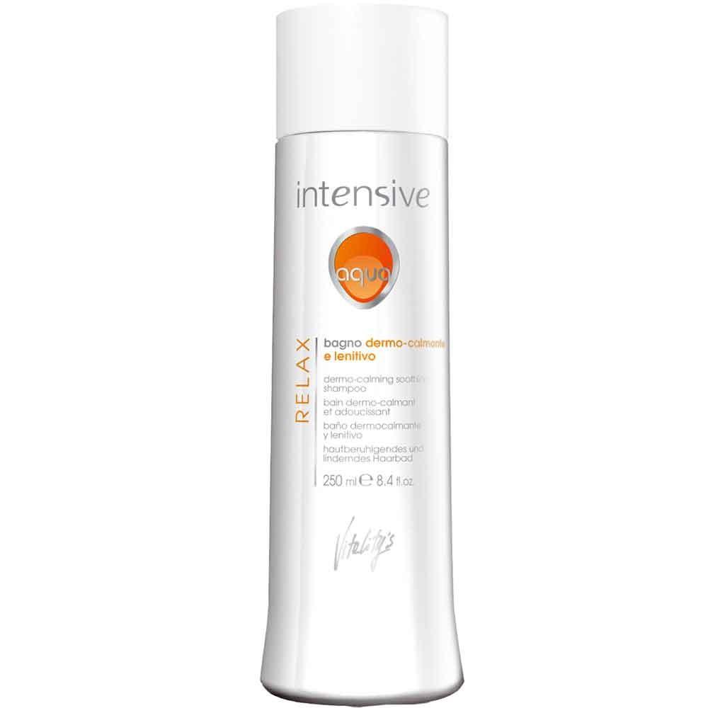 Vitality's Aqua Relax Dermo-Calming - Мягкий успокаивающий шампунь 250 мл.