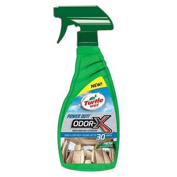 Средство для удаления неприятный запахов Turtle Wax Power Out ODOR X, 500 мл Спрей