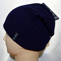 Мужская шапка на кнопке, фото 1