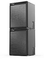 Компресорний автохолодильник Alpicool CR130 (130 літрів). Охолодження до -20℃, живлення 12, 24, 220 вольт, фото 2