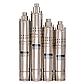 Свердловинний насос SPRUT 4S QGD 1.2-50-0.37 + кабель 10м глибинний насос напір 93м, 2 м3/год, 580 Вт, фото 2