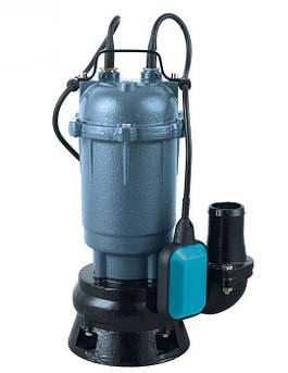 Дренажно-фекальный насос WQD 10-8-0.55 F глубина погружения 5 м  мощность 725 Вт