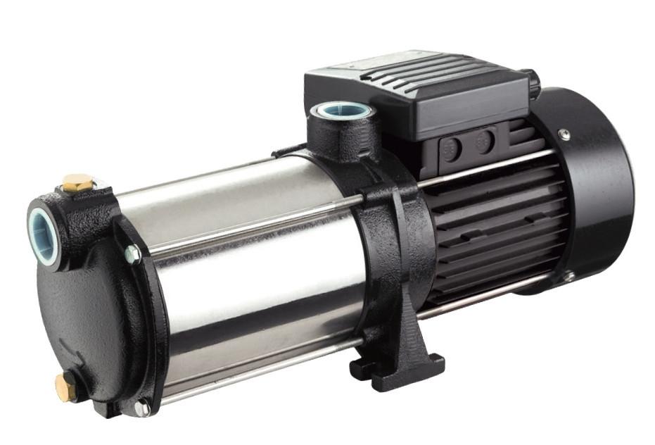Центробежный электронасос Sprut MRS S4 многоступенчатый самовсасывающий бытовой, напор 40м, 950 Вт