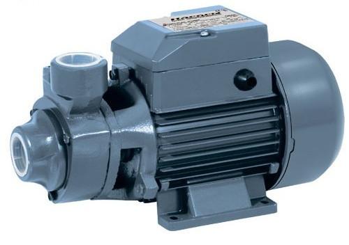 Вихревой поверхностный насос Насосы + QB-70 бытовой насос для подачи воды, напор 65м, 750 Вт