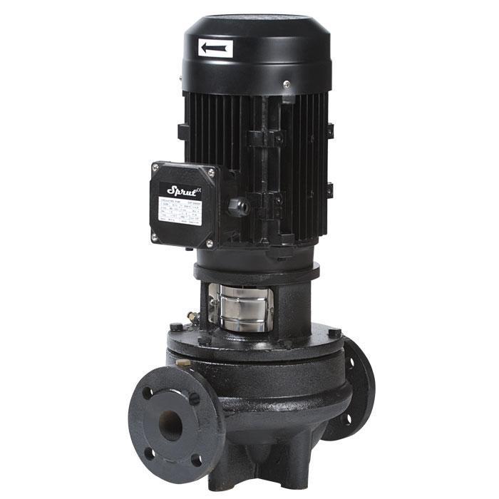 Циркуляционный насос Sprut 3VP-DN32 для отопления  напор: 15 м подача: 6,1 м³/ч мощность: 0,37 кВт