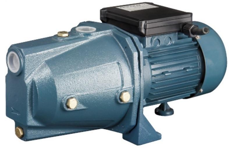 Відцентровий самовсмоктуючий насос Насоси + JET 100X побутовий насос для поливу і підвищення тиску, напір 53м