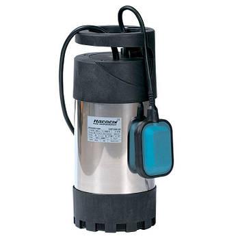 Колодезный насос Насосы плюс DSP 1000-4H насос для колодцев, бассейнов глубина погружения 5м, 1000Вт