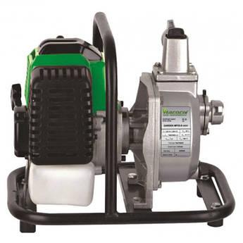 Мотопомпа Garden MP25-8 mini бензинова для перекачування води 8 м3/год напір 25м, час роботи 2ч