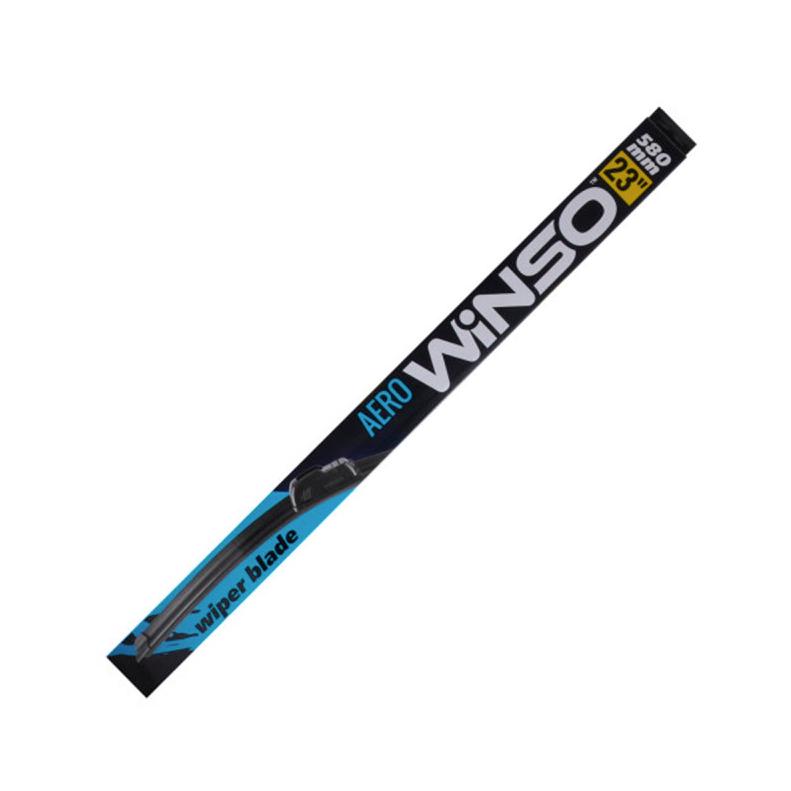 Бескаркасная щетки стеклоочистителя Winso AERO 23/580мм