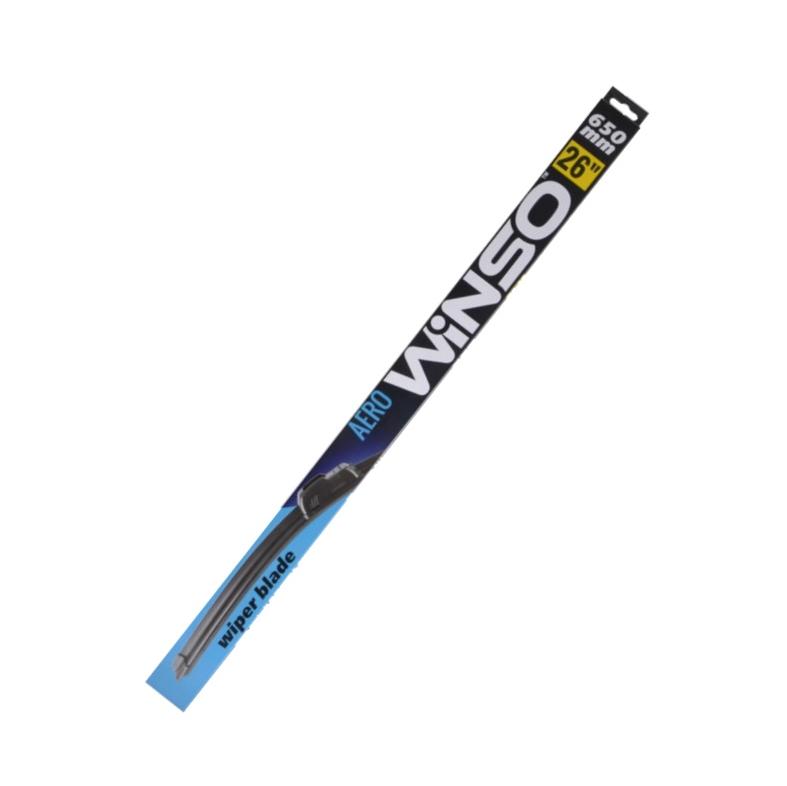 Бескаркасная щетки стеклоочистителя Winso AERO 26/650мм
