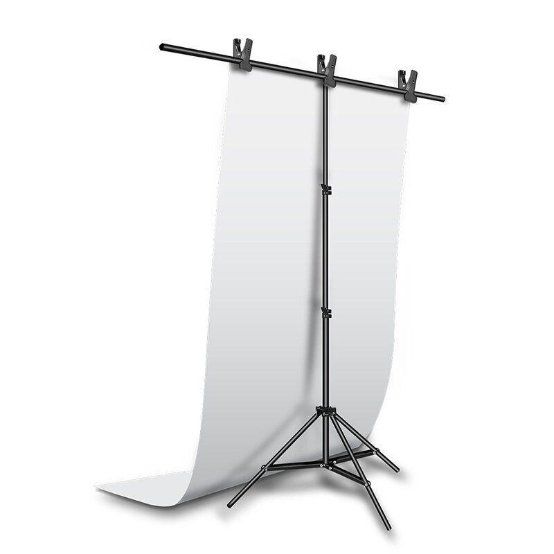 Виниловый ПВХ фон двусторонний, (Белый 120×200 см.матовый, глянцевый)