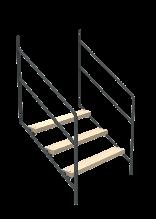 Лестница 600 Kidigo (57001)