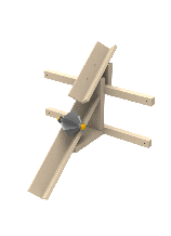 Дитячий елемент Млин Kidigo (56019)