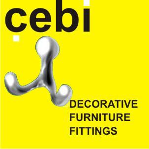 Крючки мебельные Cebi